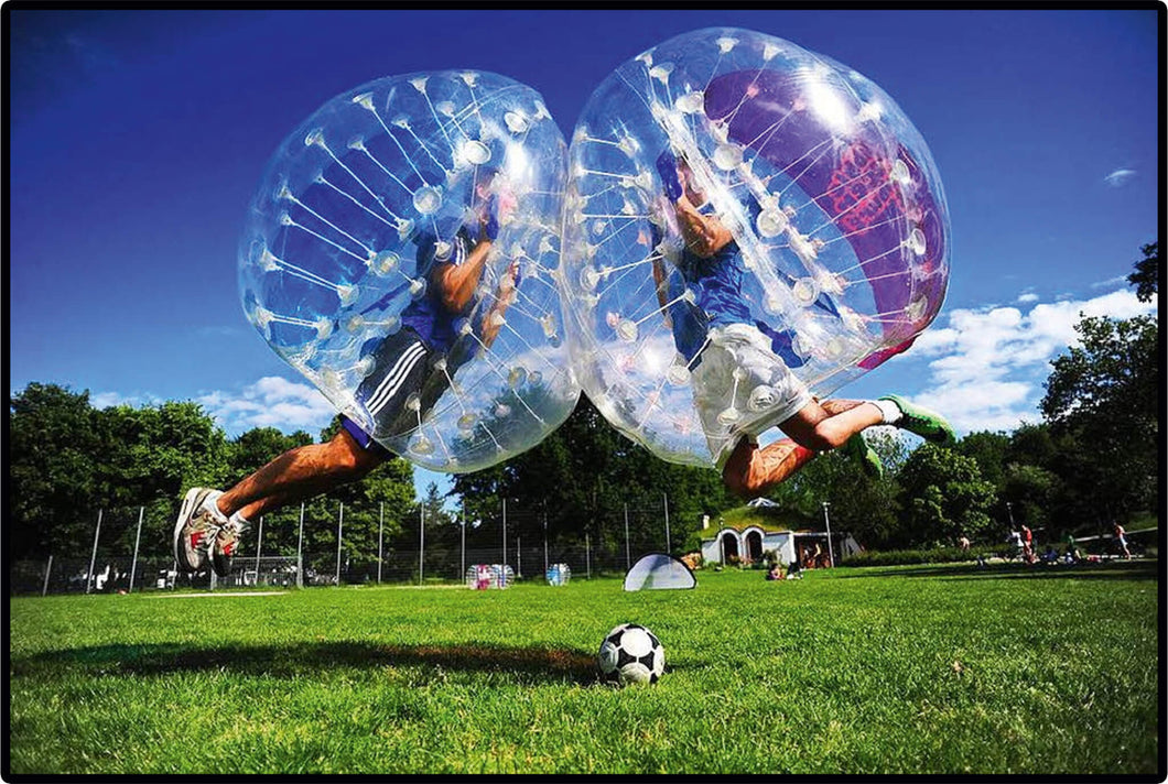 TORNEO BUBBLE SOCCER BAMBOO LIFE 2020