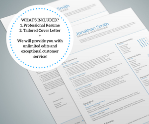 Resume & Cover Letter Packages