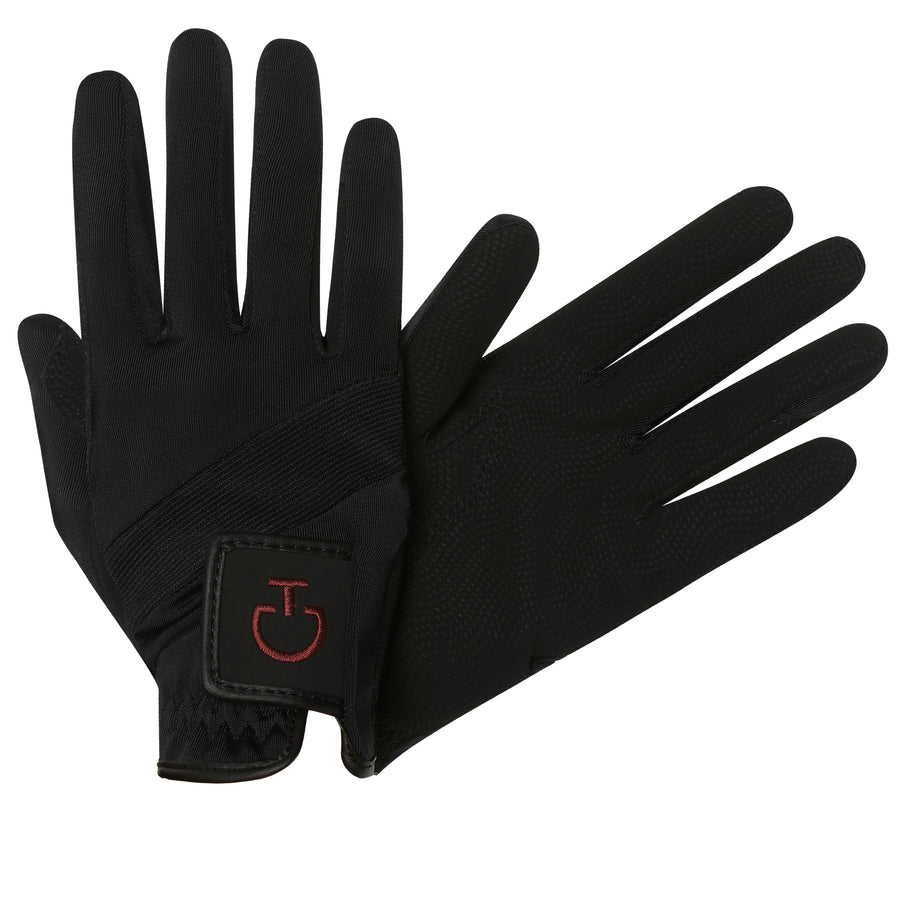 Cavalleria Toscana Tech Gloves - Black