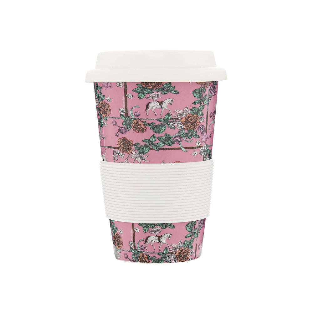 Magnolia Stable Travel Mug - Pink
