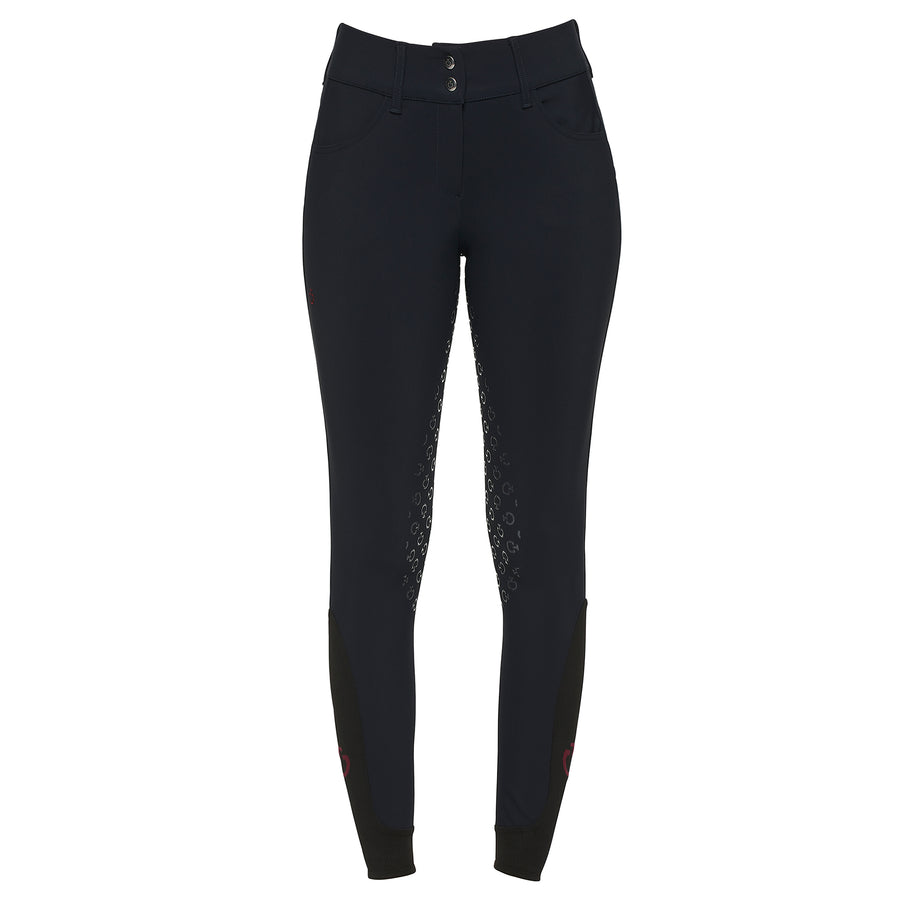 Cavalleria Toscana American Full Grip Breeches - Navy