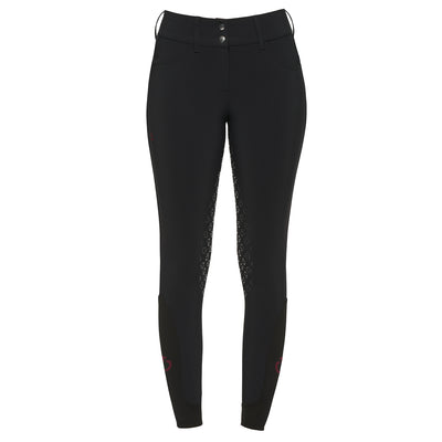 Cavalleria Toscana American Full Grip Breeches - Black