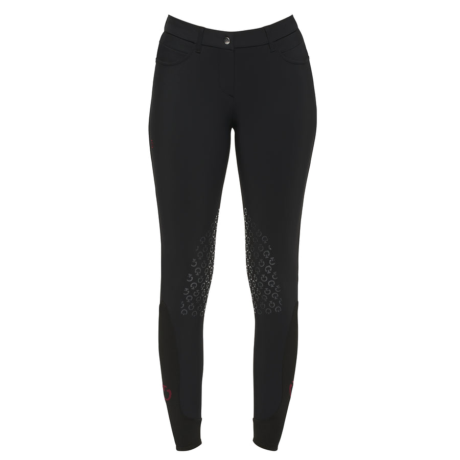 Cavalleria Toscana New System Grip Breeches - Black