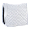 The Pirouette By LT- Competition White Dressage Saddle Pad