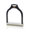 Makebe Wave Stirrup - Black Dressage
