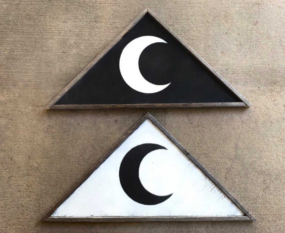Triangle Moon