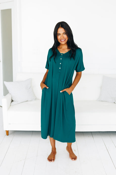 KATE Collection (Classic Fit) Teal