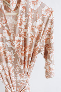 Robe- Floral