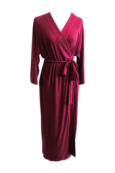 Robe- Ribbed Berry