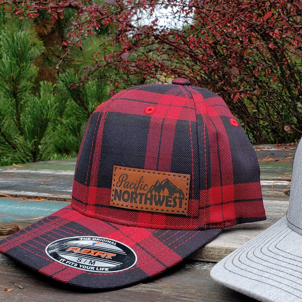PNW Plaid Trucker Hat
