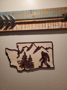 Washington State Bigfoot