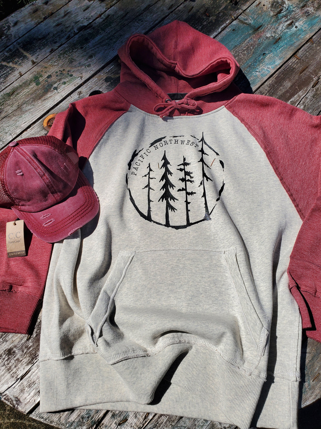 Limited addition!!! PNW Hoodie