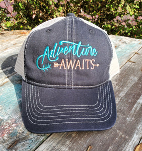 Adventure Awaits hat