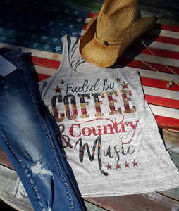 Fueled By Coffee & Country Music