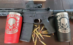 2nd Amendment Tumbler