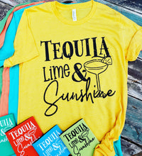 Tequila and Lime & Sunshine