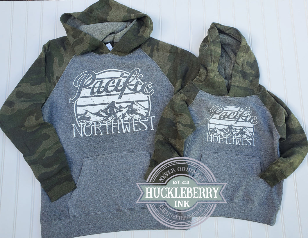 Youth Pacific Northwest Hoodie