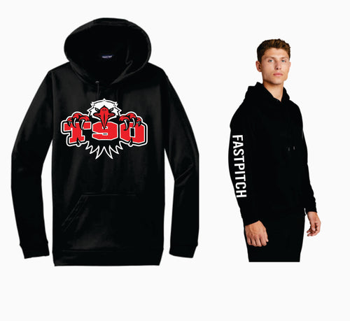 Raptors Fastpitch Hoodies