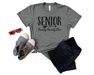Senior Twenty Twenty one T shirt