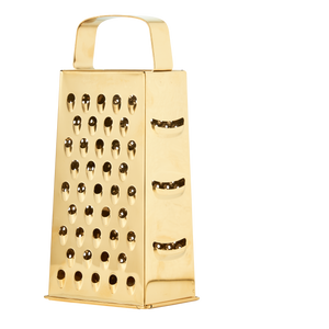 Gold Kitchen Grater