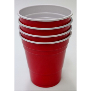 Beer Pong Cups 25 pk | Beer Bongs Australia