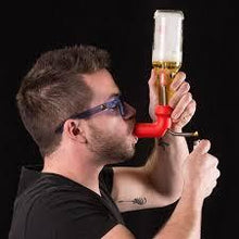 The Knockout ™ | Beer Slammer Snorkel! - Beer Bongs Australia