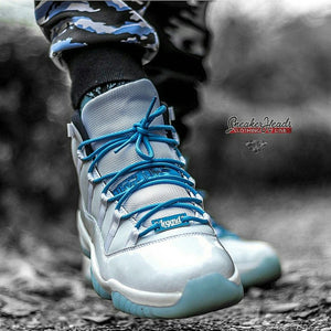 "Exclusive ""GLOW IN THE DARK"" LE Rope Shoelaces - SNEAKERHEADSCLOTHINGLINE"