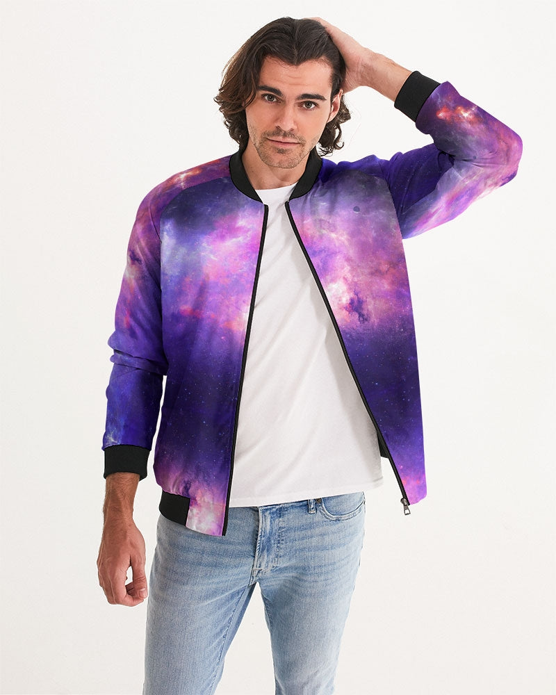 "Exclusive ""Galaxy"" LE Bomber Jacket - SNEAKERHEADS CLOTHING LINE"