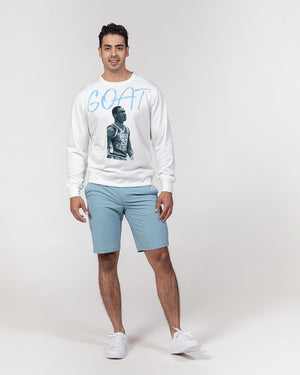 UNC Men's Classic French Terry Crewneck Pullover - SNEAKERHEADS CLOTHING LINE