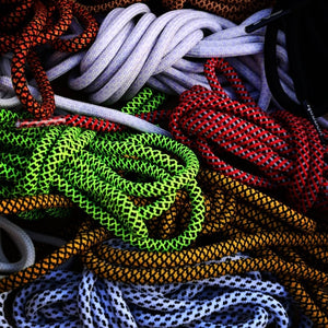 SNEAKERHEADS Rope/Oval Shoelaces (various colors) - SNEAKERHEADS Clothing Line
