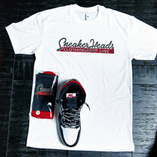 Load image into Gallery viewer, Exclusive SNEAKERHEADS CLOTHING LINE LE Shirt - SNEAKERHEADS CLOTHING LINE