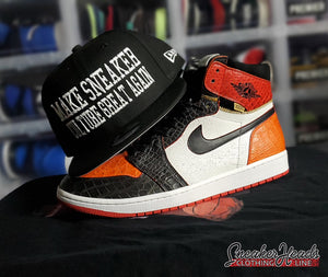 "Exclusive ""Make Sneaker Culture Great Again"" LE Snapback (NewERA Collaboration) - SNEAKERHEADS Clothing Line"