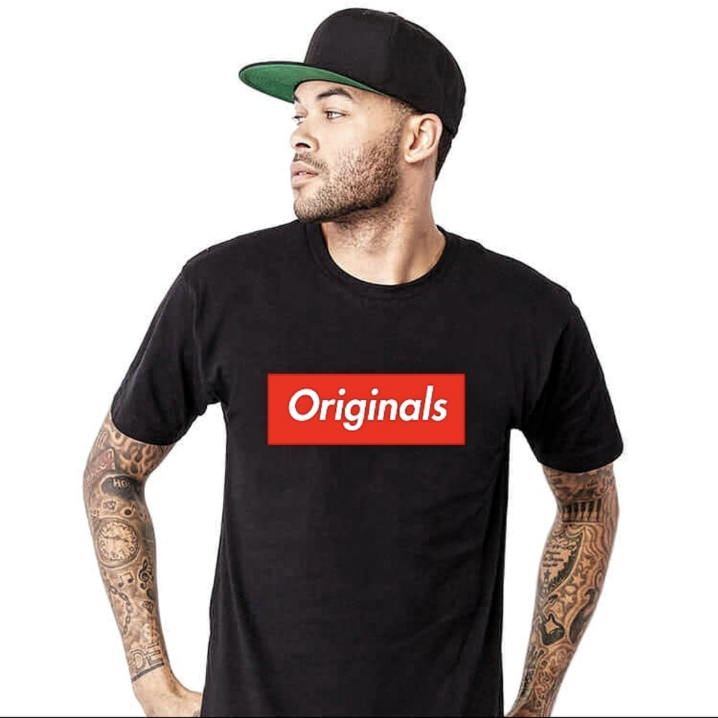 "Exclusive #SNEAKERHEADS ""ORIGINALS"" LE Shirt - SNEAKERHEADS CLOTHING LINE"