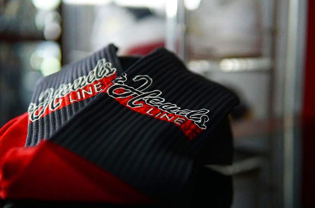 Exclusive #SNEAKERHEADS CLOTHING LINE Socks - SNEAKERHEADS CLOTHING LINE