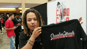 Exclusive SNEAKERHEADS CLOTHING LINE LE Shirt - SNEAKERHEADSCLOTHINGLINE