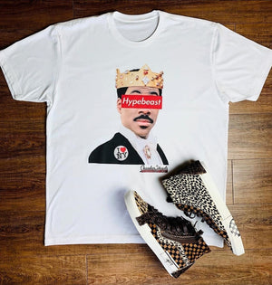 "Exclusive ""HYPEBEAST AKEEM"" LE Shirt - SNEAKERHEADS Clothing Line"