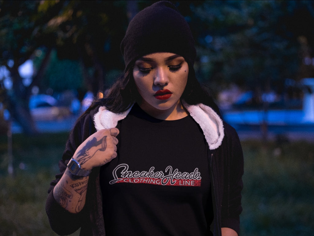Exclusive SNEAKERHEADS CLOTHING LINE LE Shirt - SNEAKERHEADS CLOTHING LINE