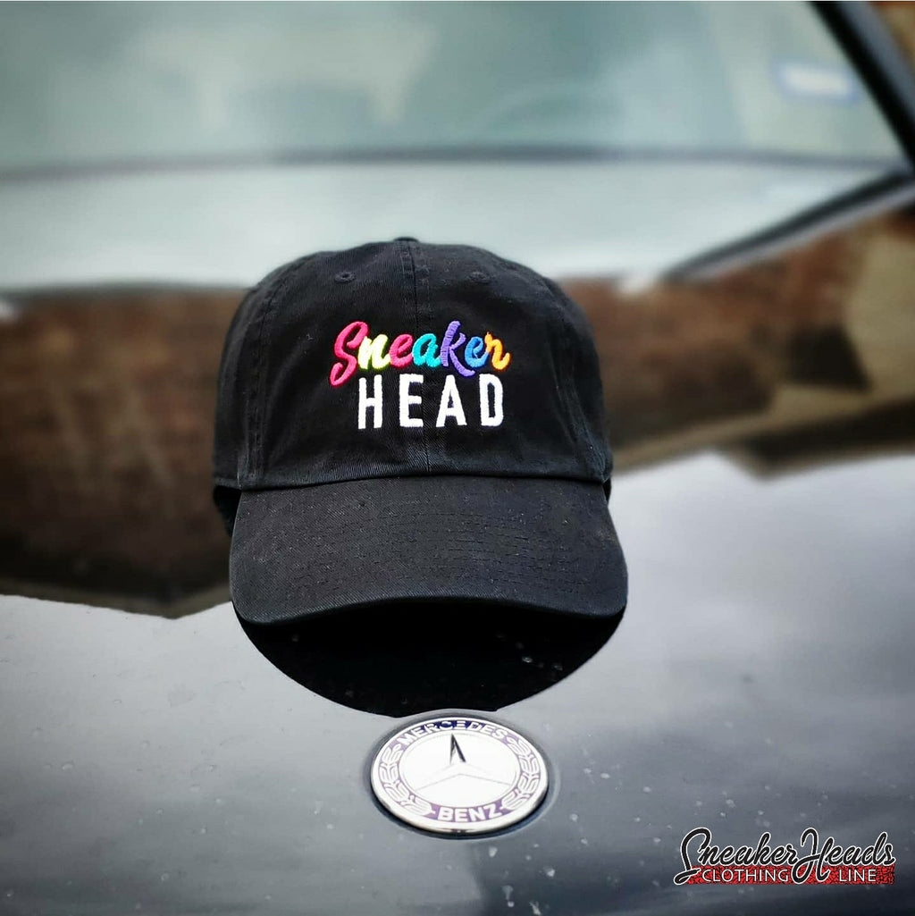 "Exclusive ""SNEAKERHEAD"" LE Dad Hat - SNEAKERHEADS Clothing Line"
