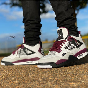 "Exclusive ""Burgundy"" LE Shoelaces  - SNEAKERHEADS Clothing Line"