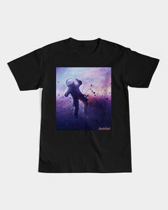 "Men's Exclusive ""Galaxy High"" Graphic Tshirt - SNEAKERHEADS Clothing Line"