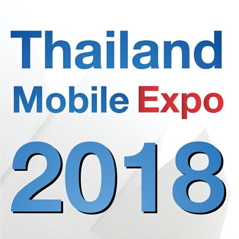 Krusell's event is now at Thailand Mobile Expo 2018