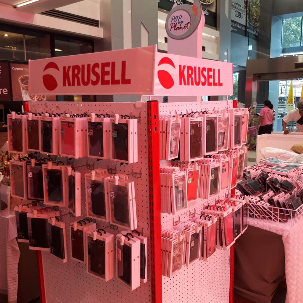 Krusell event is now at CP Tower, Silom