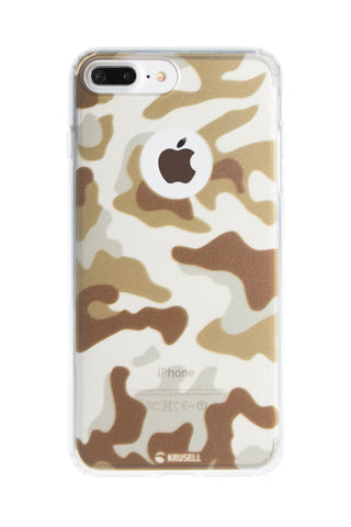 iPhone 7 Plus/8 Plus, Camouflage Print Cover
