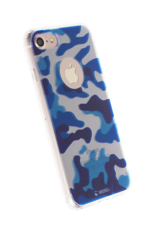 iPhone 7/8, Camouflage Print Cover