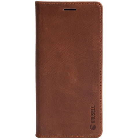 Samsung Note 8 Flip Case Genuine Leather 4 Pockets (Sunne 4 Card FolioCase)