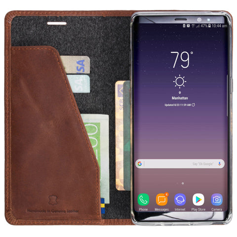Samsung Galaxy Note 8, Sunne 4 Card FolioCase