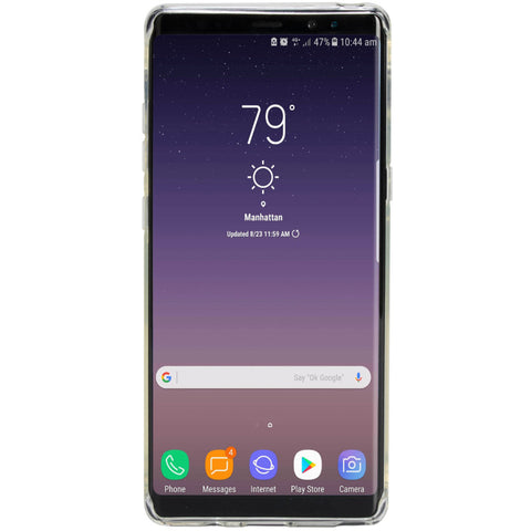 Samsung Note 8 soft transparent high-grade TPU cover (Bovik)