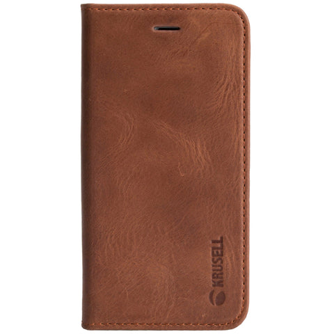 iPhone 7 & 8, FlipCase Genuine Leather 4 Pockets (Sunne 4 Card FolioCase)