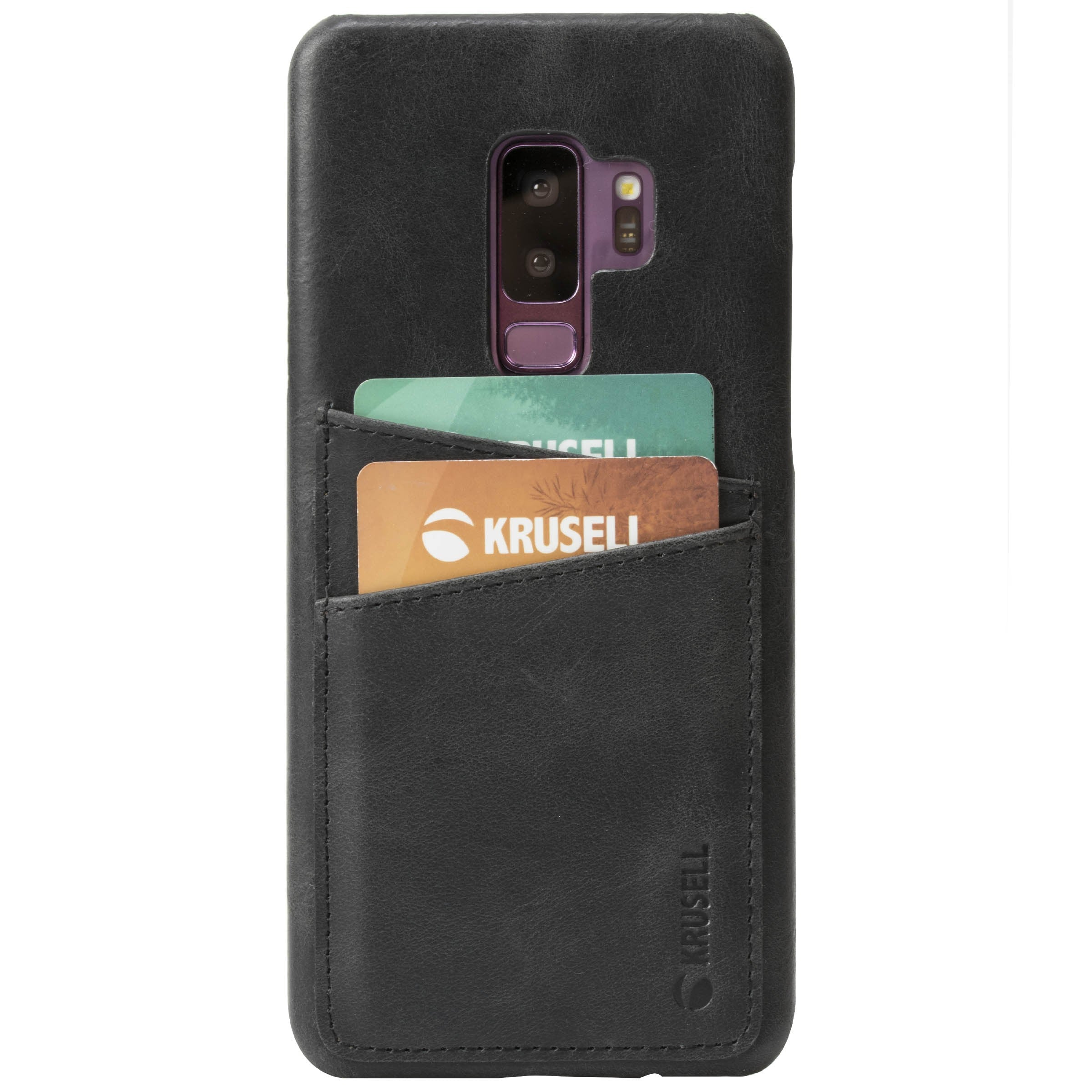 Samsung Galaxy S9 Plus, SUNNE 2 CARD COVER