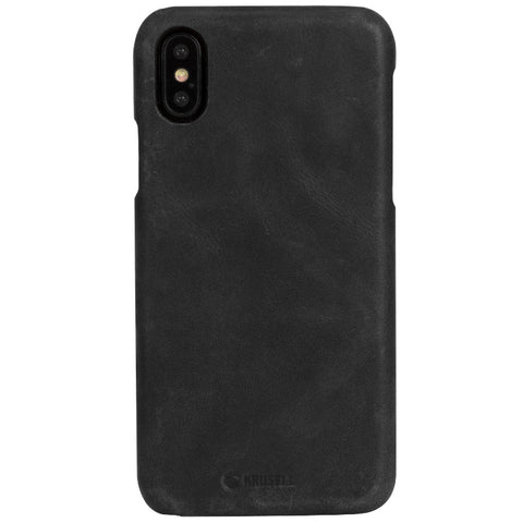 iPhone X : Genuine Leather Cover (Sunne Cover)